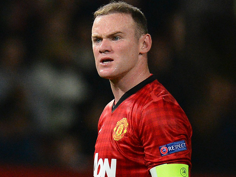 Wayne Rooney It is clear that if Wayne Rooney wants to leave Manchester United and