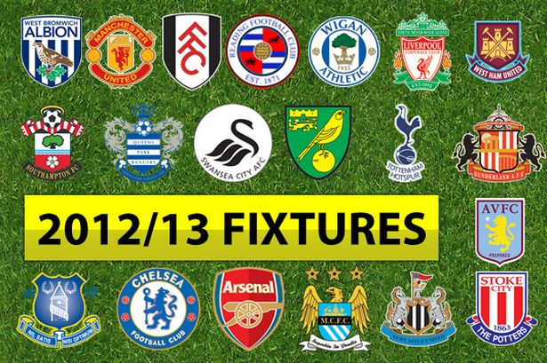Premier League Fixtures To Be Released - FamousCFC.