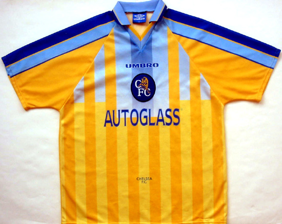 check out ea3f6 4656b Is This Chelsea's New Kit? A Trip Down Shirt Sponsor Memory ...