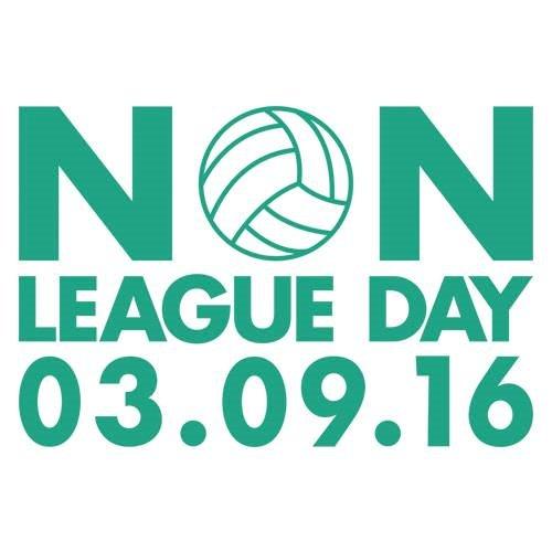Celebrate non-league day