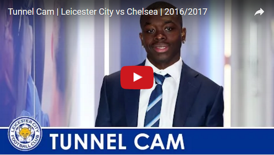Video Kante Ranieri Headlock