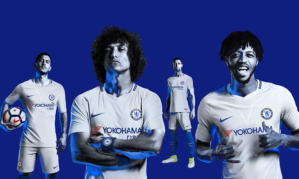 2017/2018 Chelsea Shirt