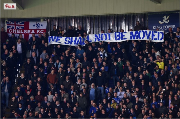 Leicester Away Chelsea