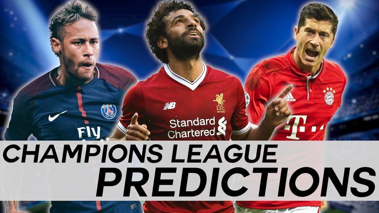 Europe UEFA Champions League Computer Soccer Predictions