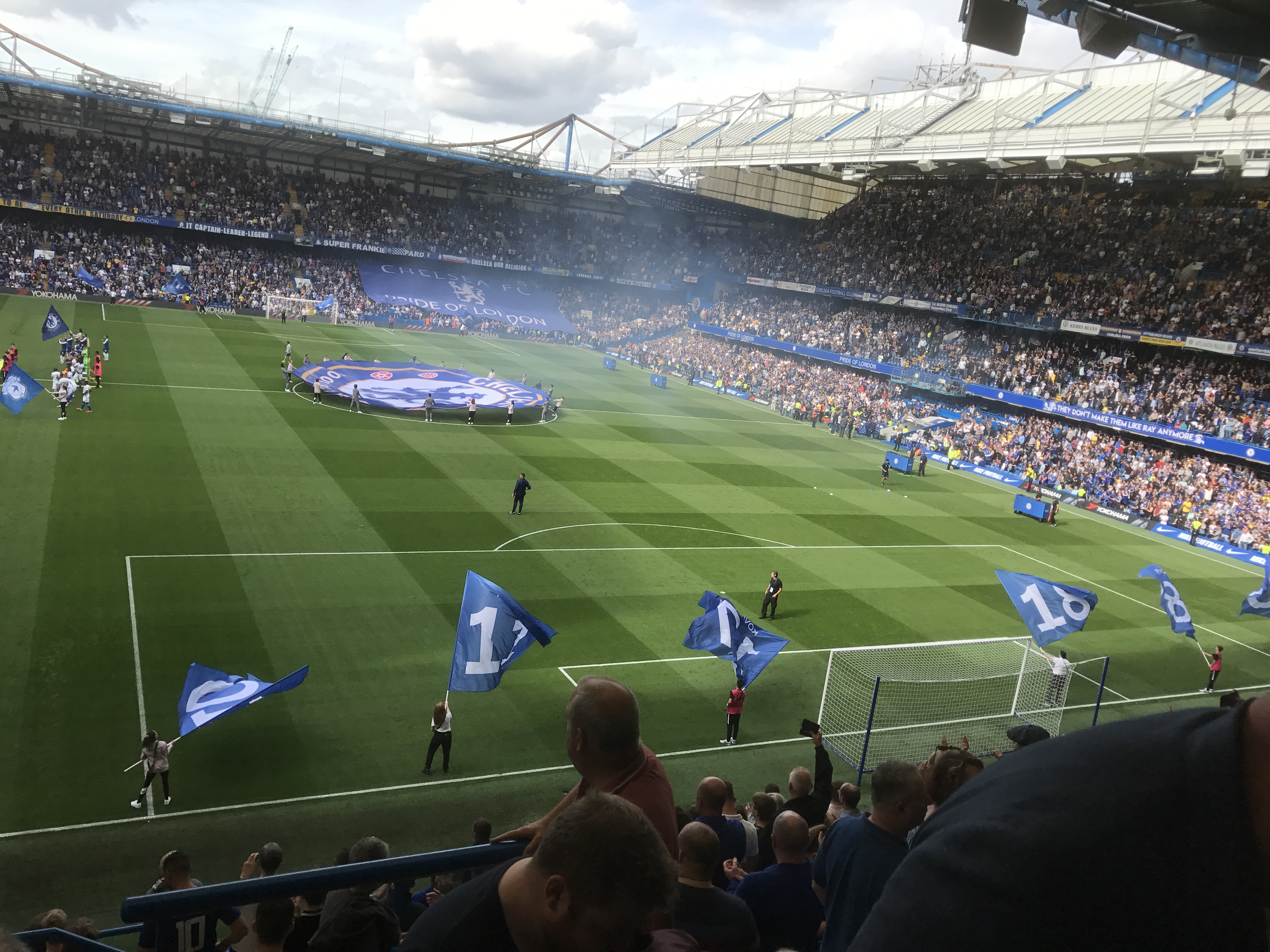 Sarriball Shed Upper Stamford Bridge