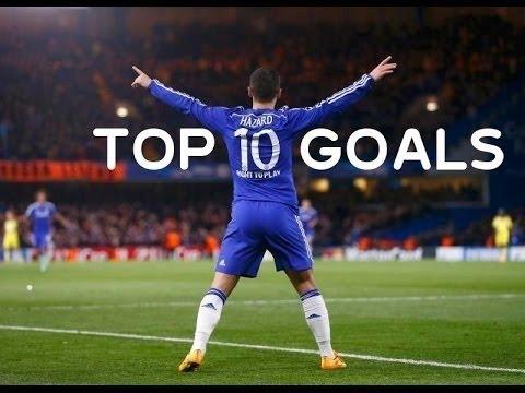 Best Eden Hazard Goals For Chelsea – Video