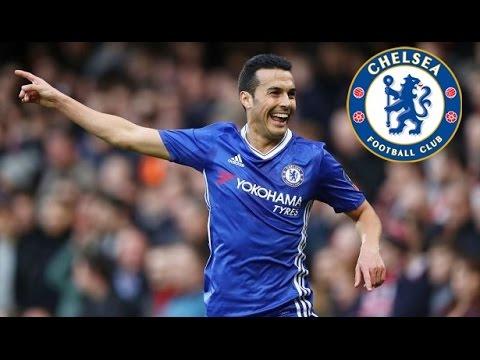 Video – Pedro Goals 2016/17