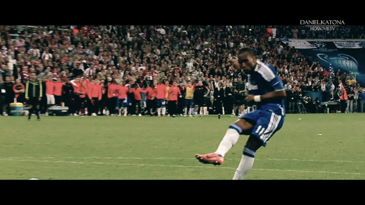 Didier Drogba Signed 13 Years Ago!