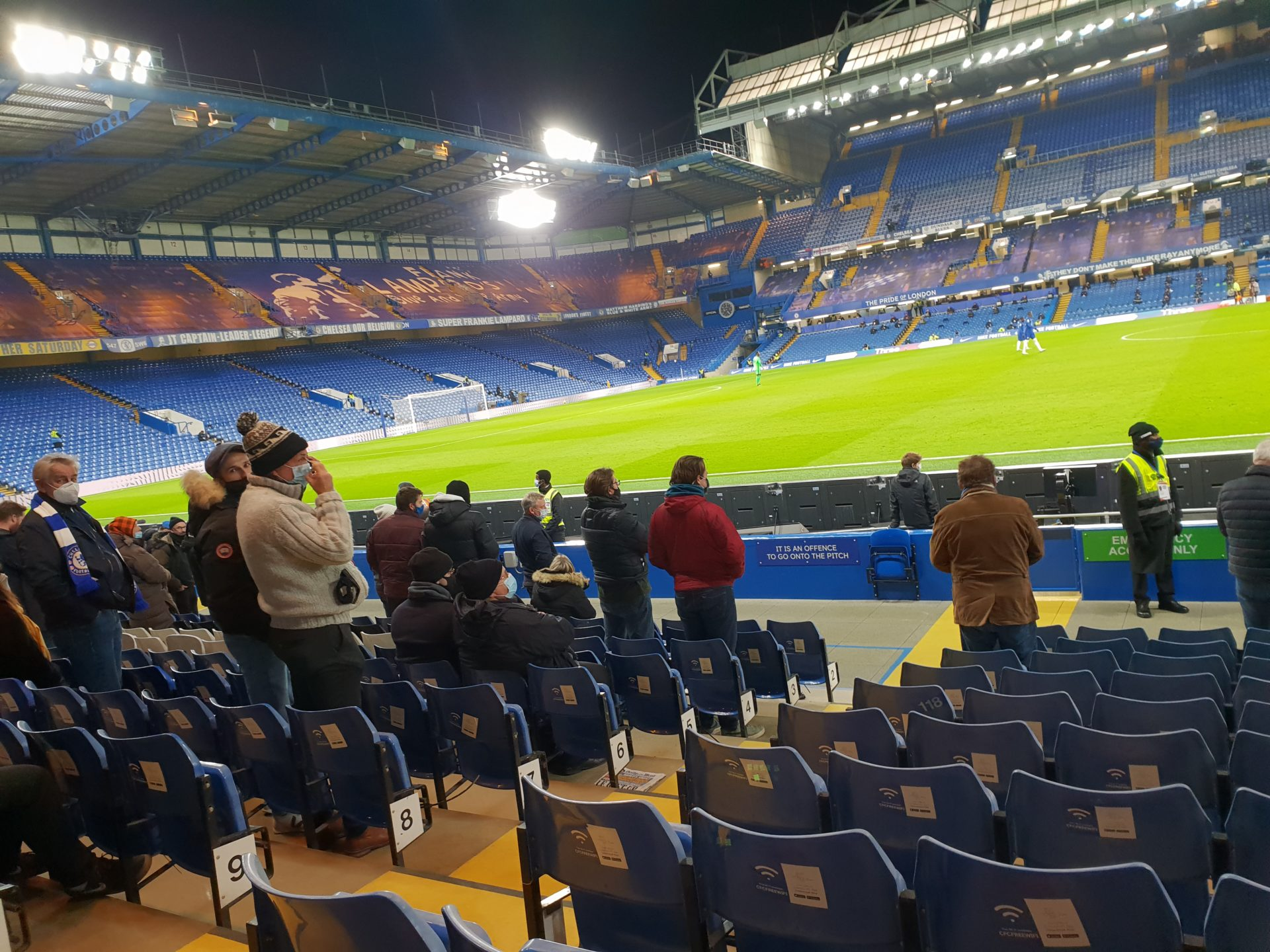 Fans Reaction To Players Fakes Screams Of Pain Shows Value of Crowds To Premier League